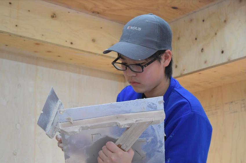 建設業の新人教育、外国人育成は職人道場